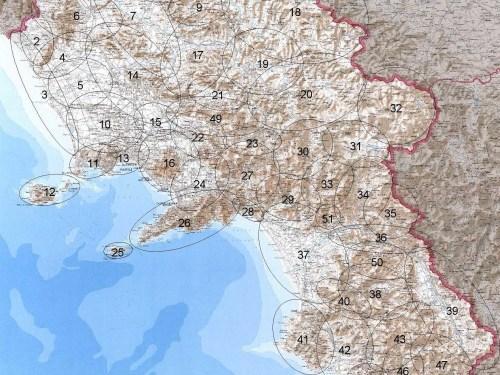 Piano Territoriale Regionale - Linee guida per il paesaggio della Campania