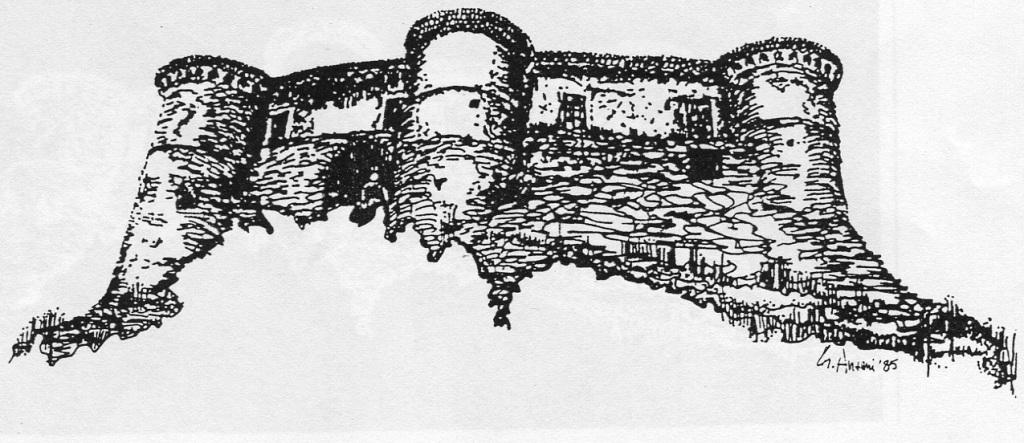 Restauro del Castello di Rocca Cilento