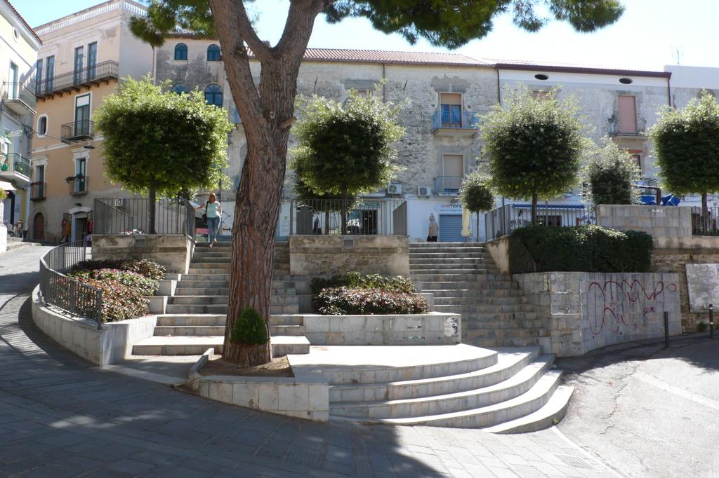 Arredo urbano ad Agropoli