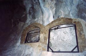 affreschi edicole in rest